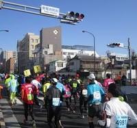 新宿シティハーフマラソン 27年1月