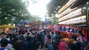 須賀神社3モザイク