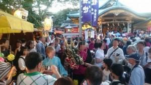 須賀神社2モザイク