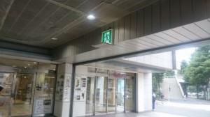 信濃町駅出入口01